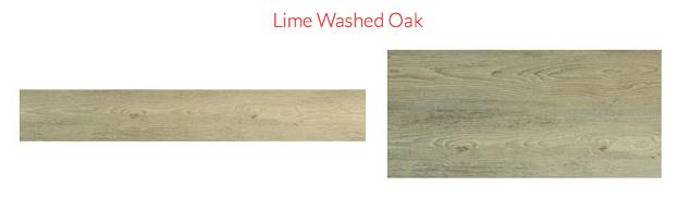 Lime Washed Oak